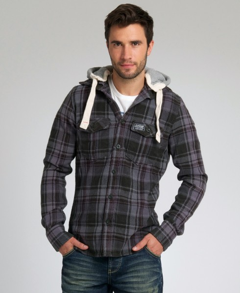 New-Mens-Superdry-Lumberjack-Hoodie-Jacket-CT-ref-EB251-1495