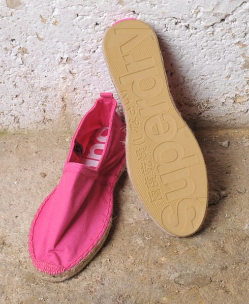 New-Womens-Superdry-Espadrilles-ES-AD2361-0281