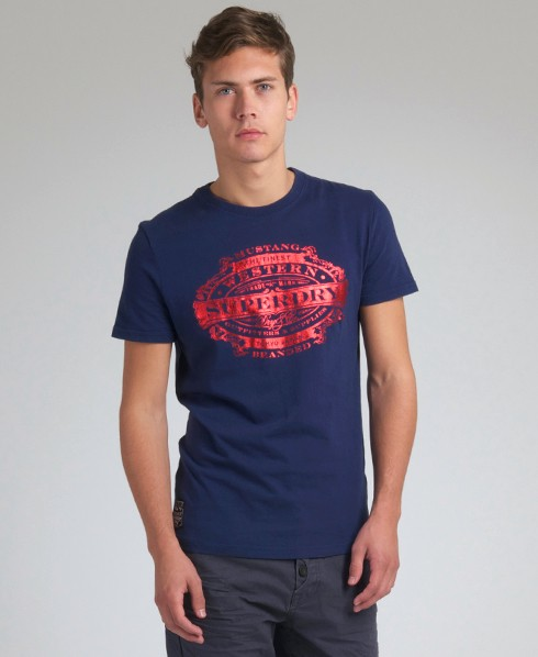 New-Mens-Superdry-Vintage-Style-Foil-Entry-TShirt-BT-EB1-0560
