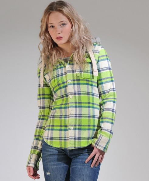 New-Womens-Superdry-Lumberjack-Hoodie-Jacket-LD-AD2940-1395
