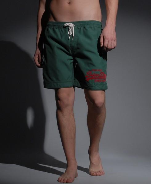 New-Mens-Superdry-Retro-Style-Swim-Shorts-AD2469-0563