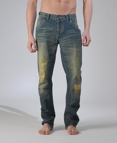 New-Mens-Superdry-Navigator-Denim-Jeans-AD2888-1486
