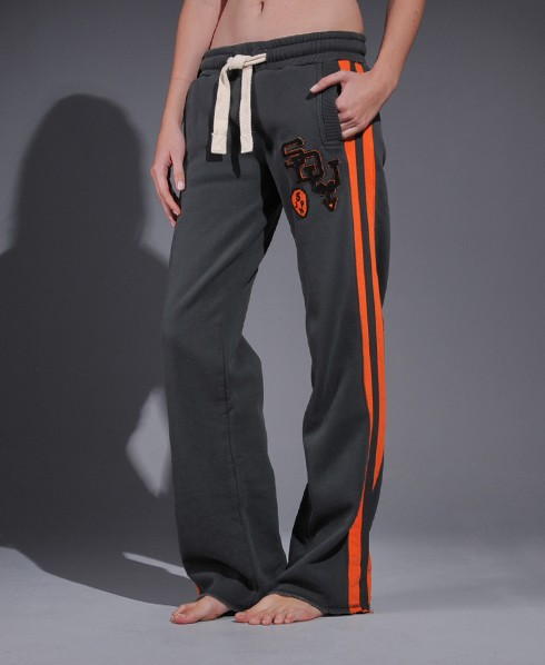 New-Womens-Superdry-Applique-Hockey-Joggers