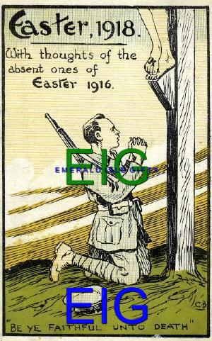 the irish easter rebellion 1916 What was the easter rising o n easter monday 1916, a group of irish nationalists staged a rebellion against the occupying british government in ireland, in an attempt to establish an irish republic.