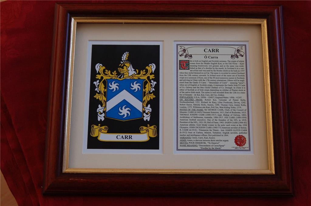 CARR-Family-Coat-of-Arms-Crest-History-Available-Mounted-or-Framed