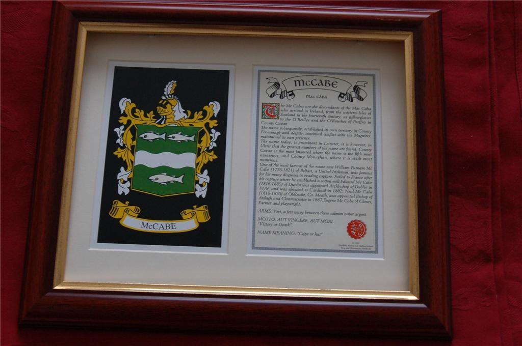 MCCABE-Family-Coat-of-Arms-Crest-History-Available-Mounted-or-Framed