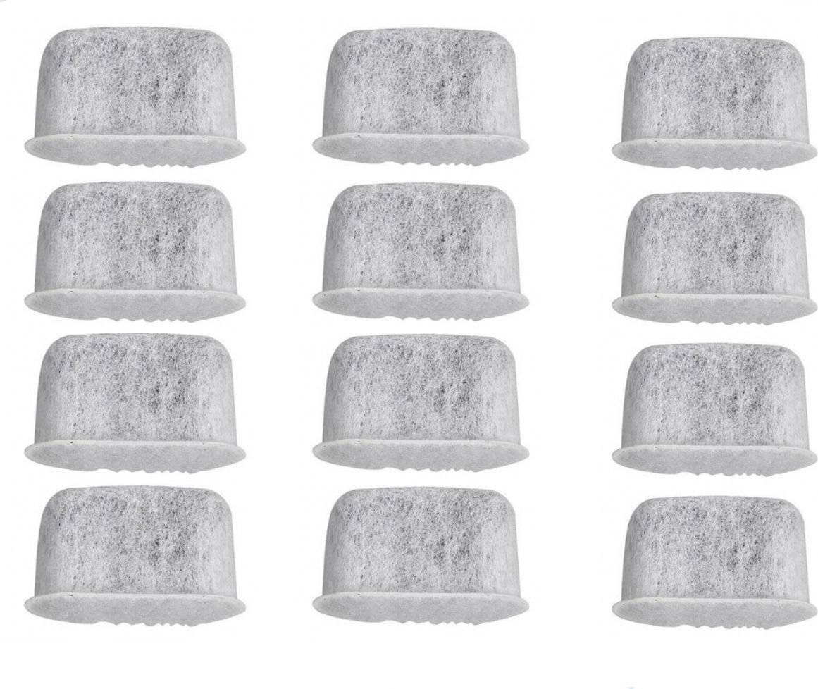 Coffee Maker Charcoal Filter Replacement : Basily 12 Replacement Charcoal Water Filters For Cuisinart Coffee Machine eBay