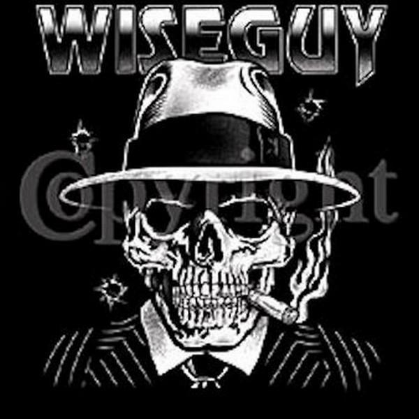 newwiseguyskulldead gangstermobsterbikerblack