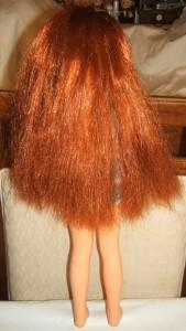 18 CRISSY GROW HAIR DOLL BRIGHT FACE SLEEP EYES PRETTY HAIR