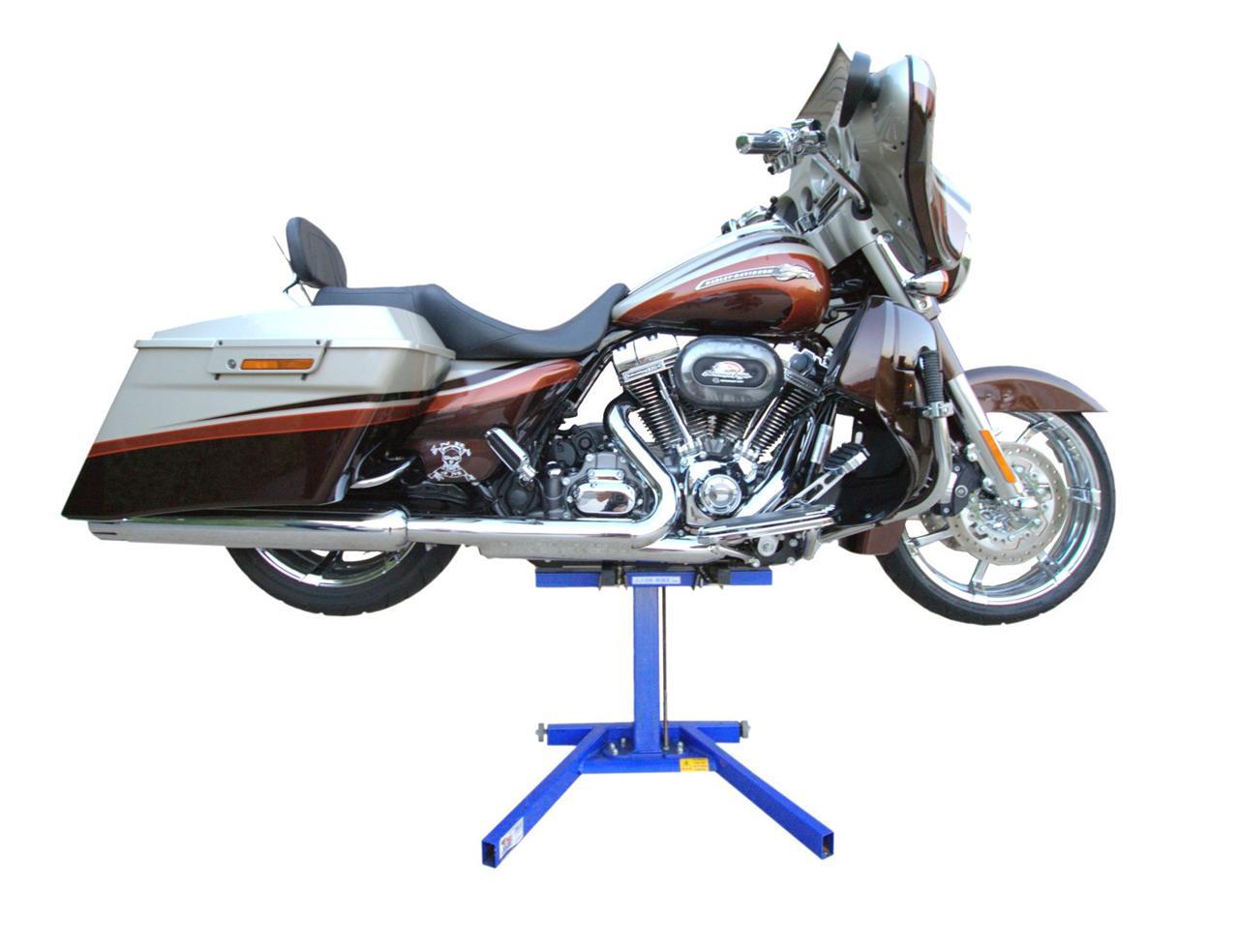 Best Motorcycle Lift : Motorcycle lift eazy rizer bigblue world best