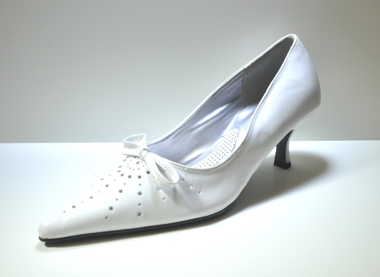 JSL-White-Sexy-High-Heel-Womens-Evening-Dress-Shoes-9025-Retail-78