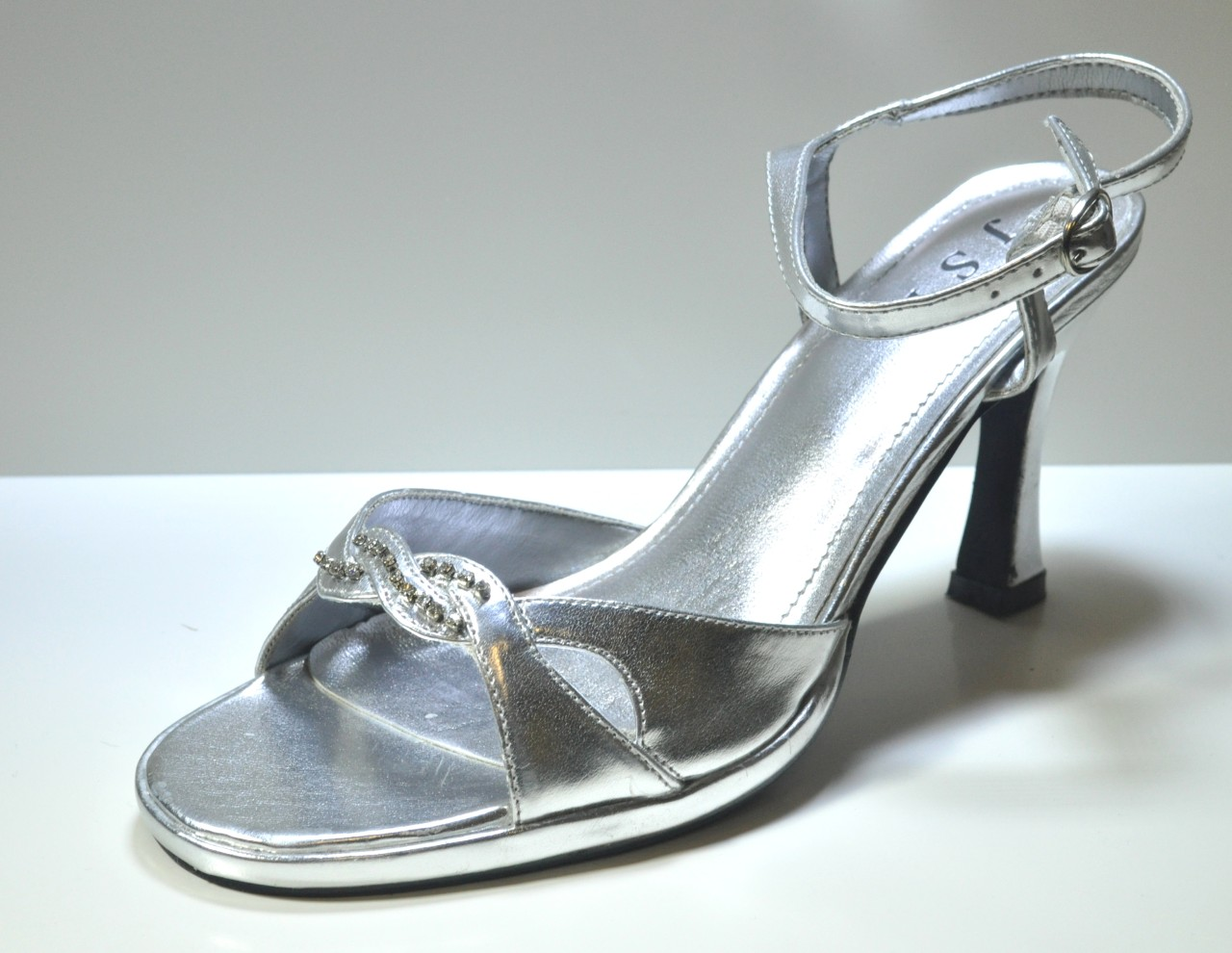 High Heel Slingback Womens Evening Dress Shoes #9045 (Retail $88