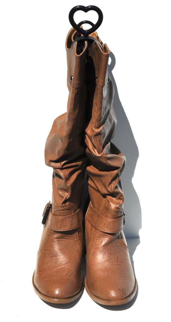 forever 21 womens faux leather light brown knee high