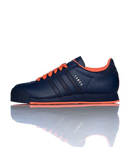 adidas samoa blue and orange