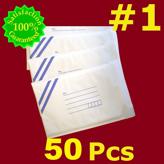 50-1-Kraft-Bubble-Padded-Mailer-Envelope-160X230mm-Free-shipping