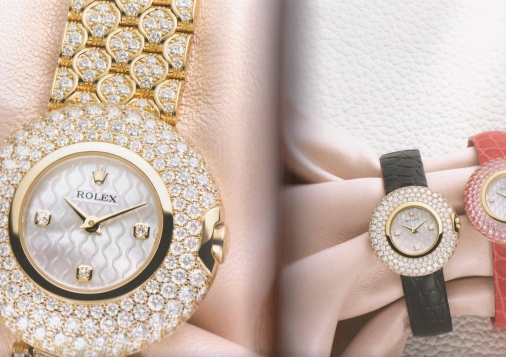Rolex Cellini Mens & Ladies Watch Catalog NEW