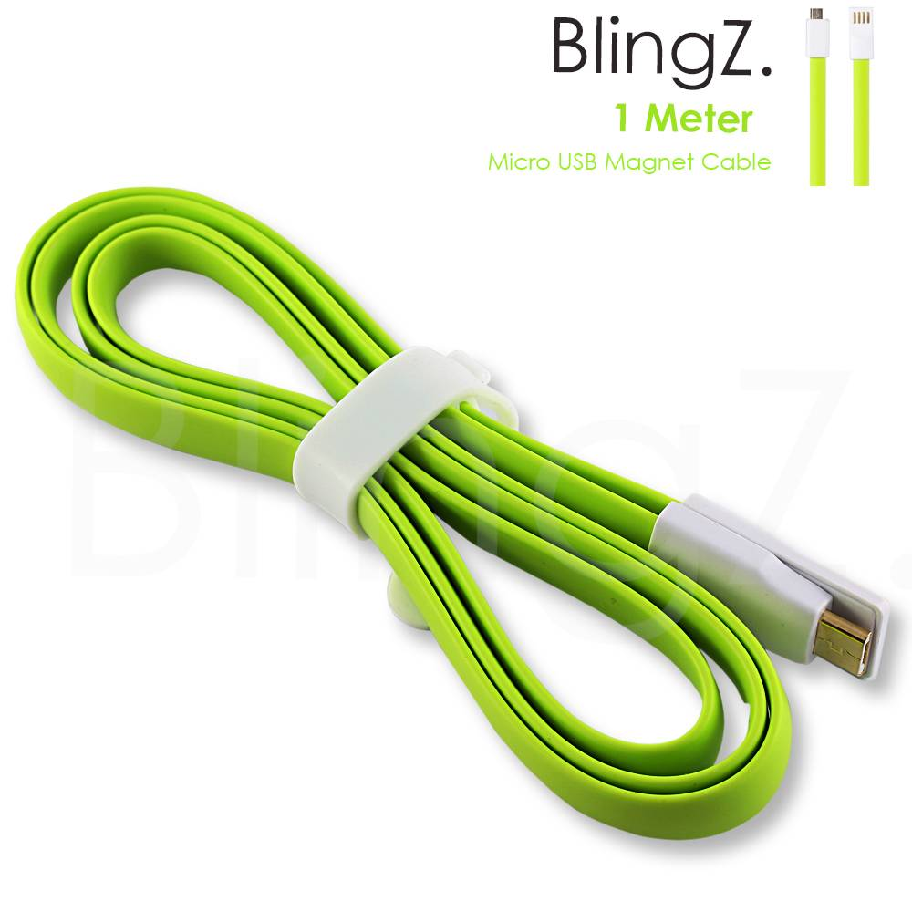 Magnet Micro USB Data Sync Charging Cable For Nokia Lumia 635 630 930 1020 1320