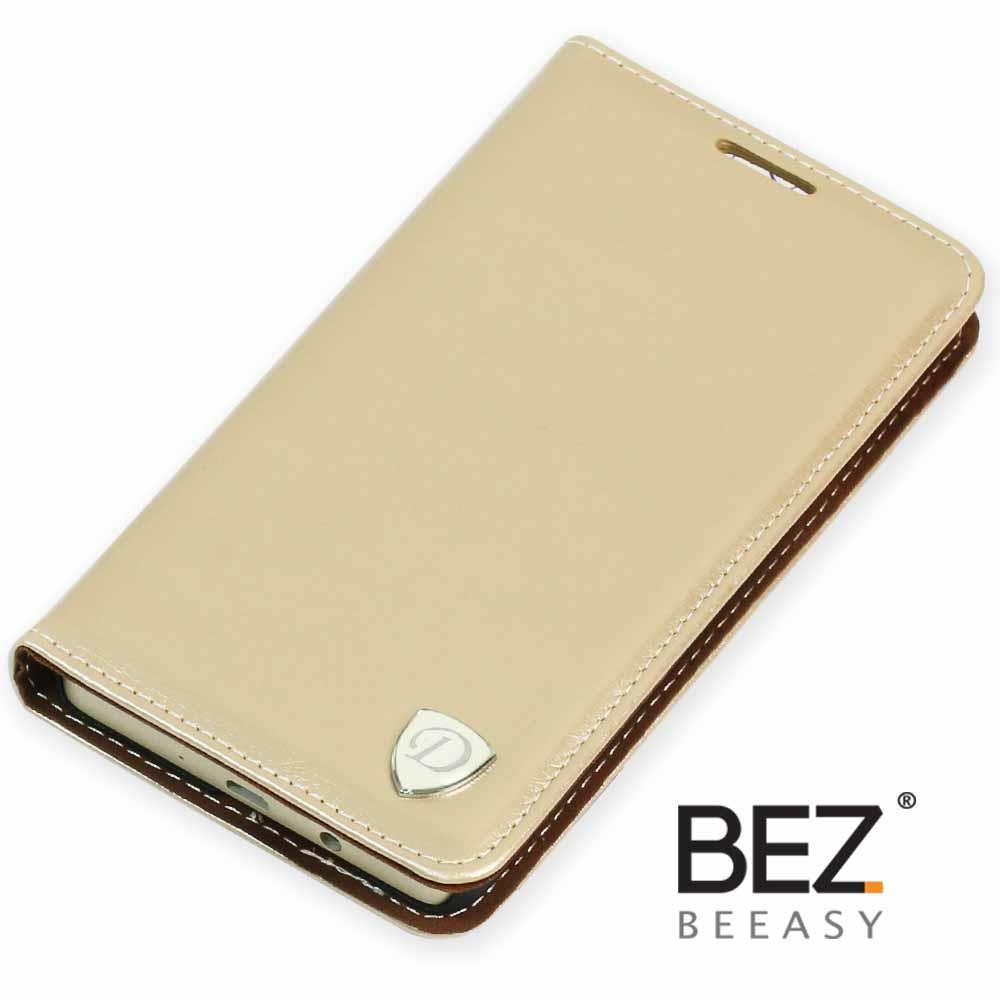 Glossy Magnetic Flip Cover PU Leather Case for Samsung Galaxy A5