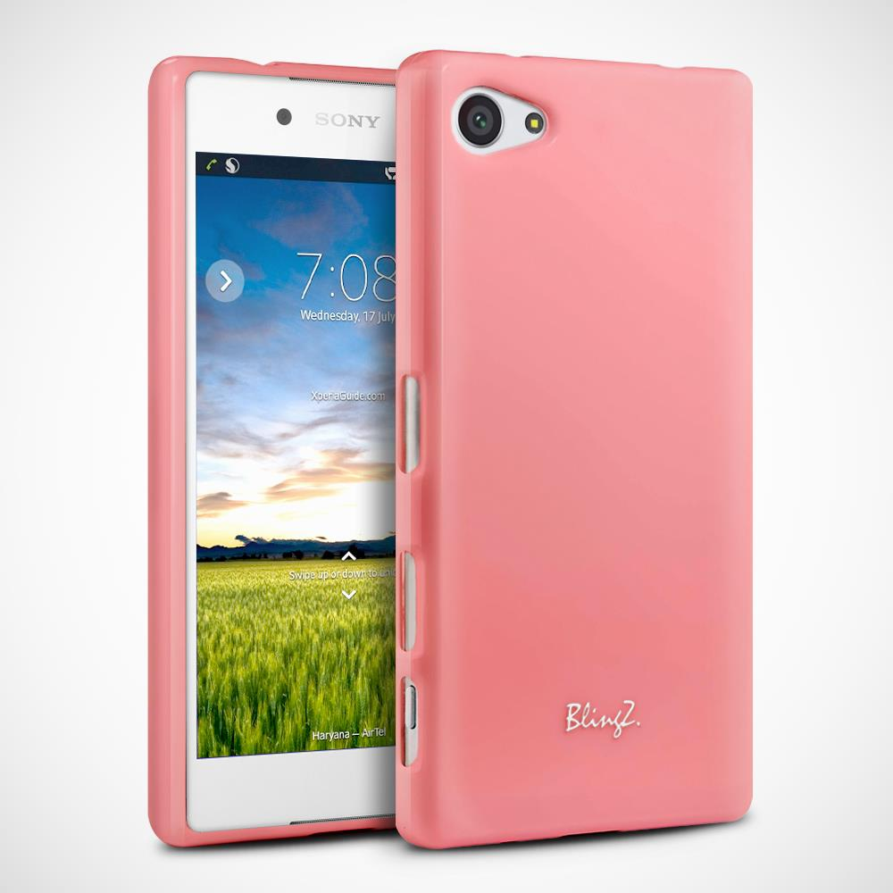Colorful Silicone Gel Jelly TPU Rubber Case Cover for Sony ...