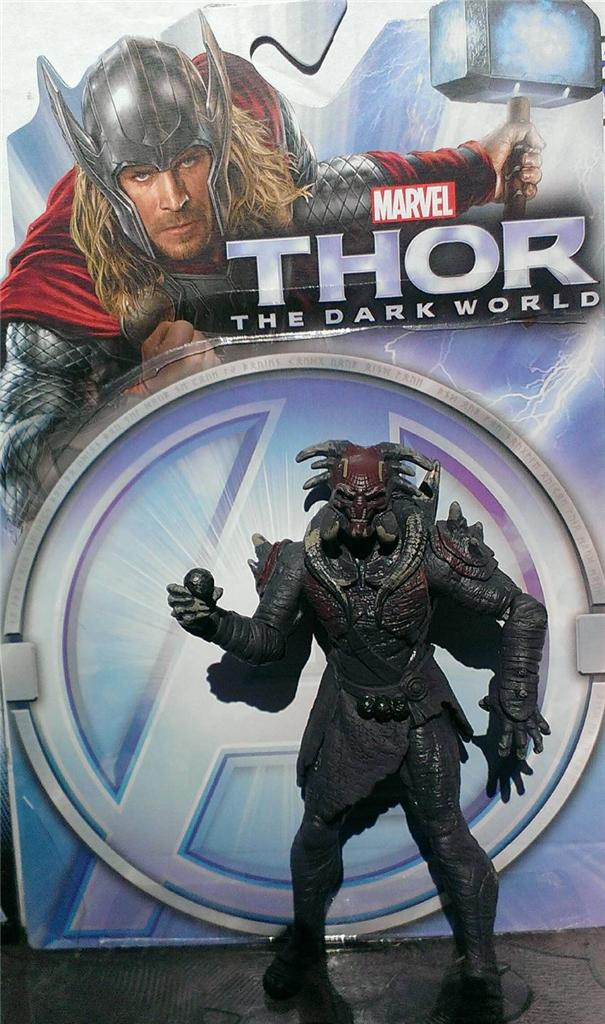 MARVEL-UNIVERSE-THOR-MOVIE-2-DARK-WORLD-KURSE-MALEKITHS-KURSED-ELF-LOOSE-LOT-5