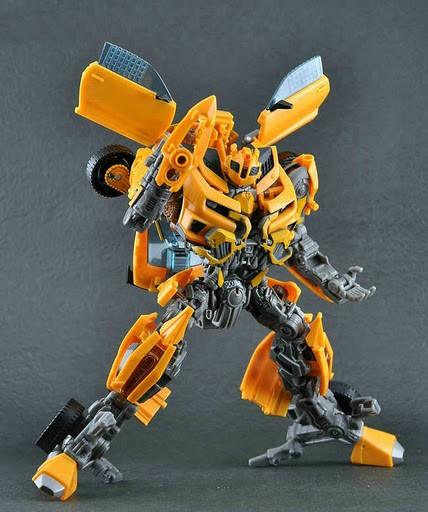 Transformers Dotm Leader Class Bumblebee Leader Class Bumblebee