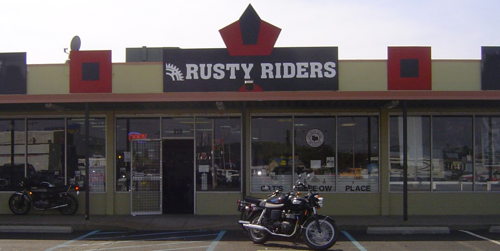 Rusty Riders - Homestead Business Directory