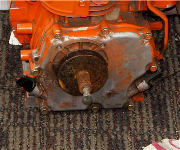 Wisconsin robin w1 185 engine motor r100 ebay for Electric motor repair rochester ny