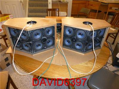 Hook up bose speakers to receiver