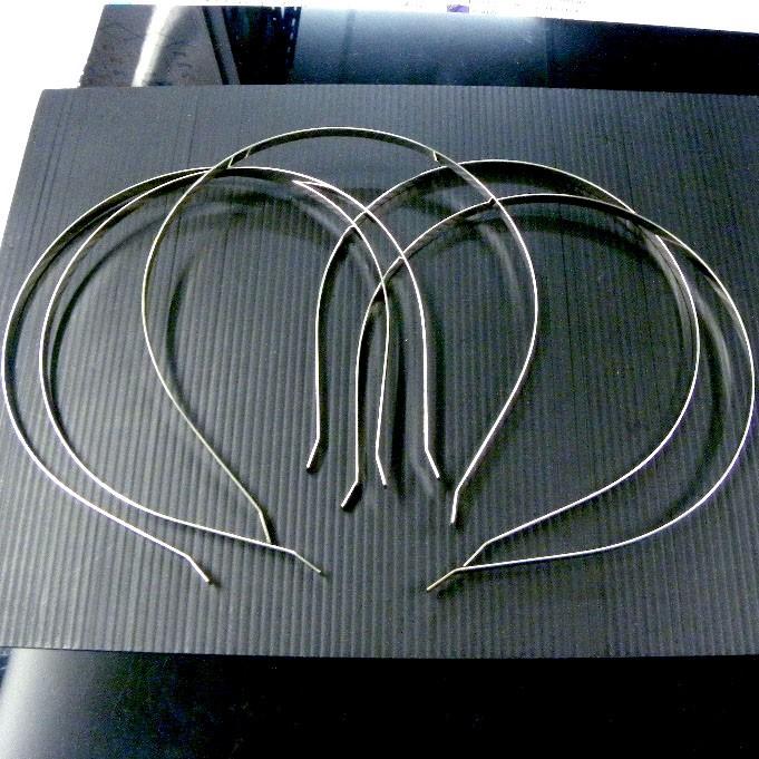 S0270-x-2-8-15-pcs-Metal-Silver-Hair-Head-Band-Wholesale-5mm-DIY-Beauty-Supplies