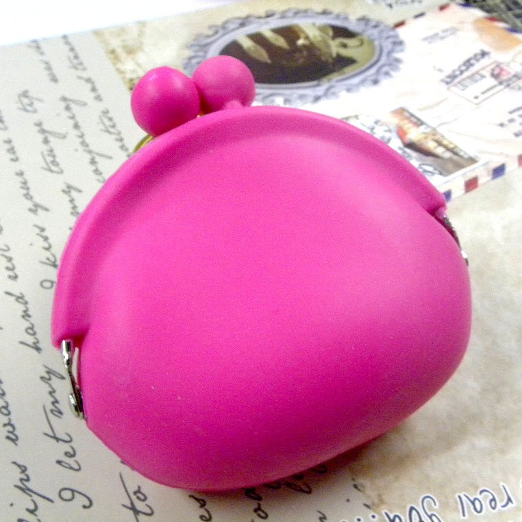A0537-x-UPICK-Cute-Lady-Girl-Women-Silicone-Coin-Purses-Wallet-Rubber-Bag-Case