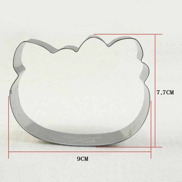 Pastry Biscuit Cake Cookie fondant gingerbread Cutter 133 Hello Kitty