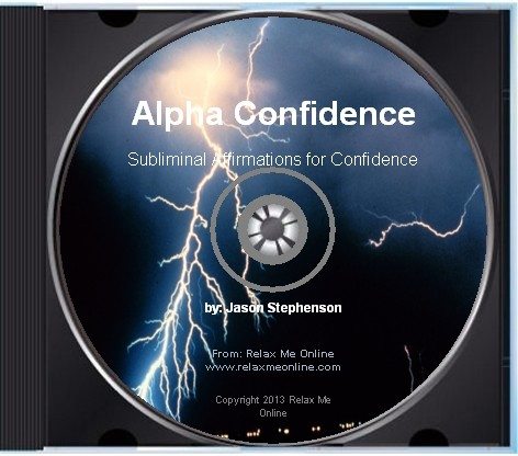 Alpha confidence subliminal