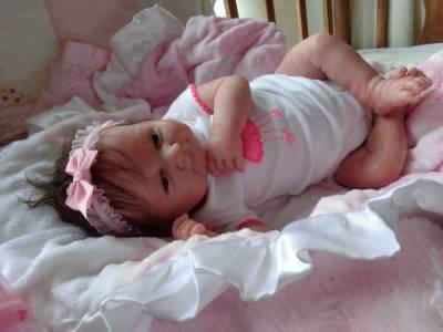So Cute Reborn Preemie Baby Girl La Newborn Berenguer