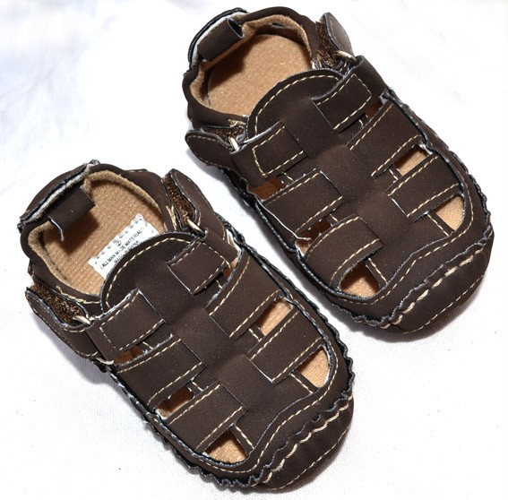 Walking Sandals Size 2 Sandalias De Confort