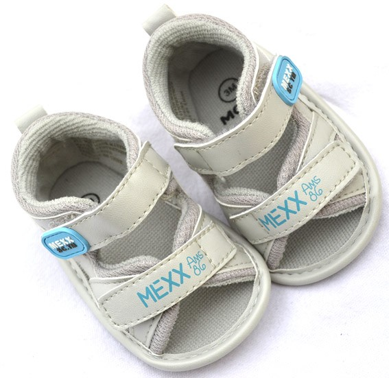 Made with our premium materials, baby booties feature warm sheepskin, plush terry, and soft suede, while sandals are crafted with faux leather, hints of sheepskin, and soft shades. Keep baby warm and secure in these sweet styles.