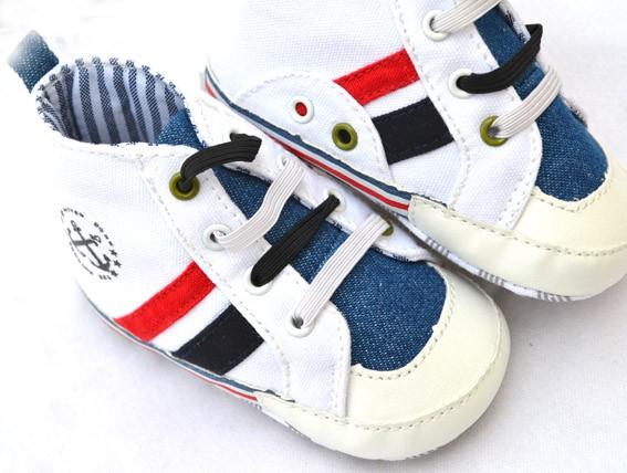 blue white new baby boy walking shoes size 2 3 4 ebay