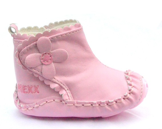 Pink Mary Jane infant toddler baby girl shoes boots size 1