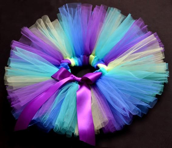 Purple Party Costume Ballet Dancing Girl toddler child Baby Tutu Skirt O-5Yrs | eBay