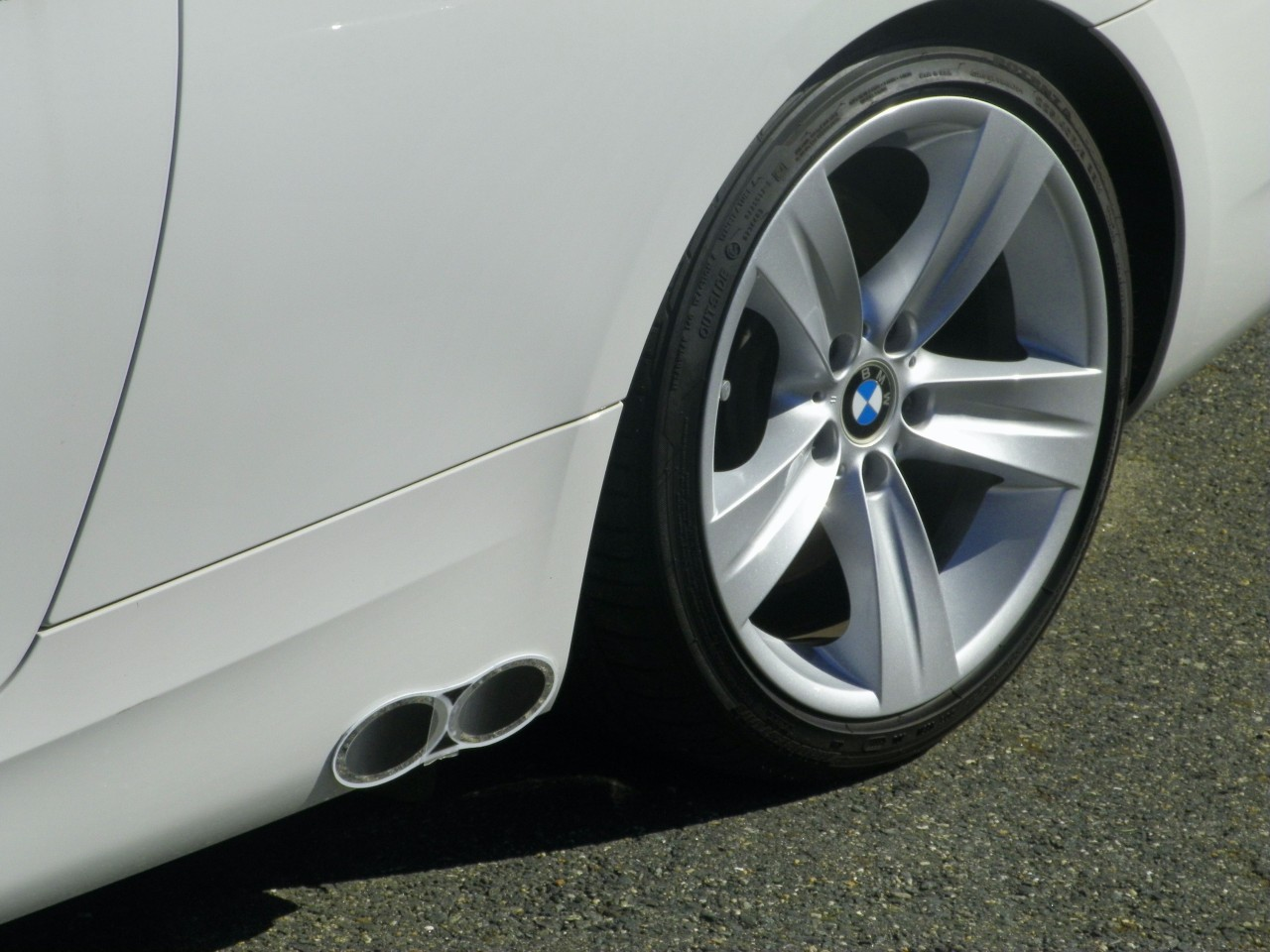 Look No Further For Bmw Side Pipe Exhaust
