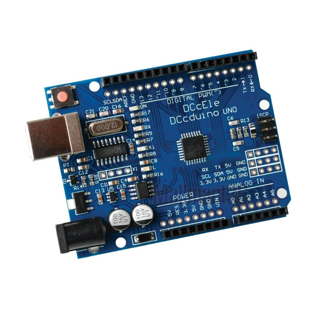 atmega328p ch340 development board uno r3 free usb cable (compi