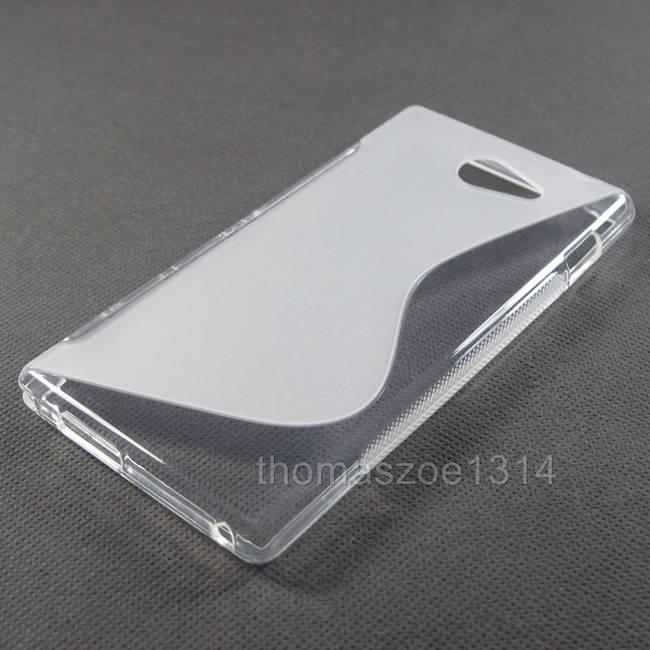 Tanya Siddiqi, Julio sony xperia m2 dual back cover with