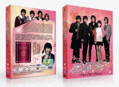 Over Flowers   *Premium Edition* Korean Drama DVD with Eng Sub
