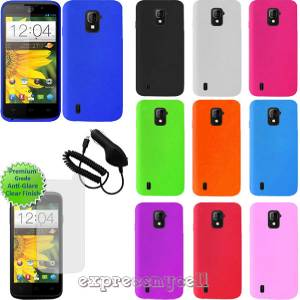 Screen Straight Talk Net 10 ZTE Majesty Z796C Skin Case Cover | eBay
