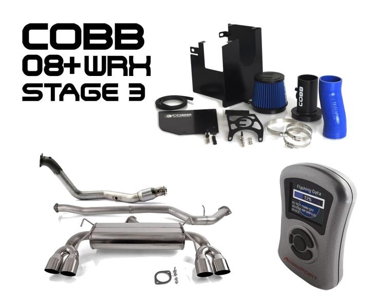 Stage 2 kit