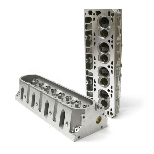 Small Block Chevy Aluminum Cylinder Heads SBC LS3