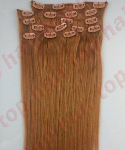 7pcs-Clip-In-Remy-Real-Human-Hair-Extensions-Full-Head-Choose-Color-15-22