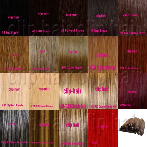 AFFORDABLE-Full-Head-Clip-In-Remy-Real-Human-Hair-Extensions-15-18-20-22-24