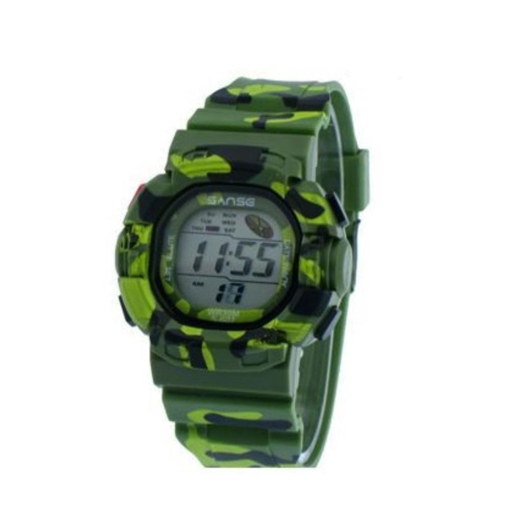 Kids' Camo Wrist Watches. Showing 48 of results that match your query. Search Product Result. Product - Wonder Nation Camouflage Kids' Watch with Fast Strap and Compass. Product - Red Balloon Boys' Red Plastic Time Teacher Watch, Camo .