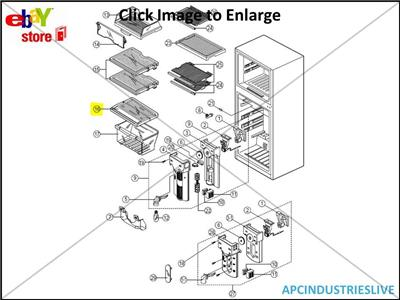 Schematic Samsung All furthermore Viking Wiring Diagram furthermore Refrigerator Ice Maker Wiring Diagram likewise Whirlpool Refrigerator Wiring Schematic Searspartsdirect in addition Dishwasher Wiring At The Wall. on ge refrigerator wiring circuit diagram