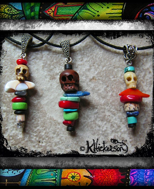 Mexican fetish jewelry